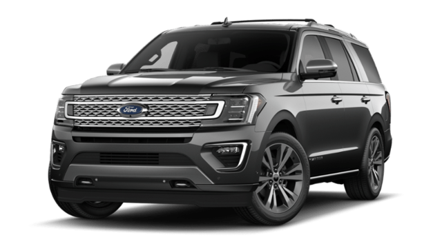 2020 Ford Expedition Platinum 4X4 SUV